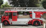 Turntable Ladder Hearse