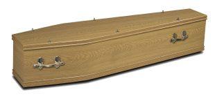 Poplar Coffin